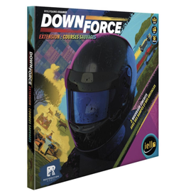 Iello DownForce : Course Sauvage [français]