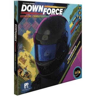 Iello DownForce : Course Sauvage [French]