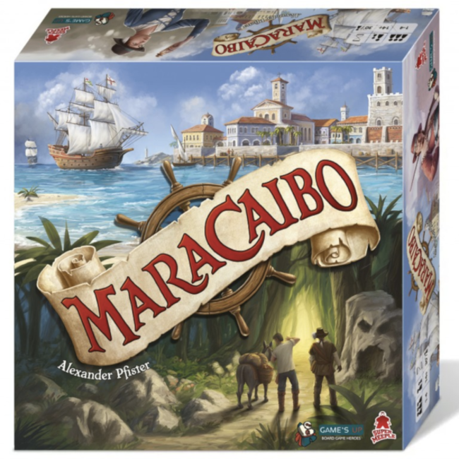 Super Meeple Maracaibo [French]