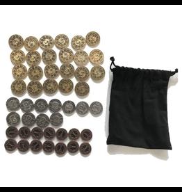 Super Meeple Maracaibo : 48 pièces de métal [français]