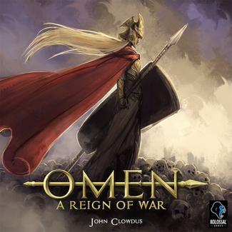 Kolossal Games Omen - A Reign of War [anglais]