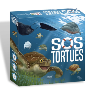 Elements Editions SOS Tortues [French]