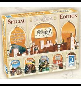 Queen Games Alhambra - Big Box (Special Edition) [Multilingue]