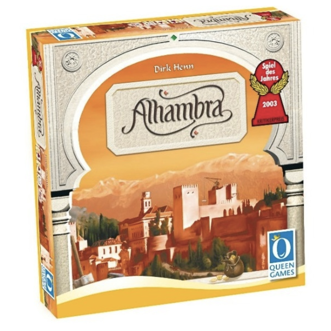 Queen Games Alhambra [anglais]