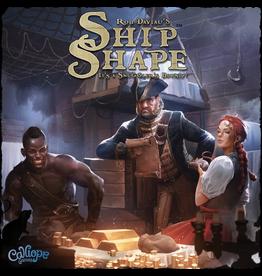 Calliope Games Shipshape [anglais]