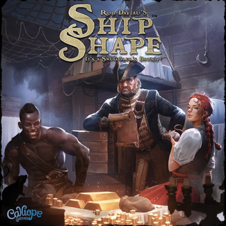 Calliope Games Shipshape [English]