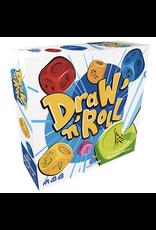 Blue Orange Draw and Roll [multilingue]