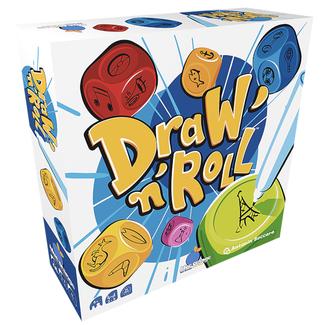 Blue Orange Draw and Roll [Multi]