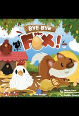Blue Orange Bye bye Mr. Fox! [multilingue]