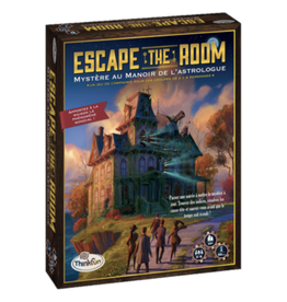 Ravensburger Escape the Room - Mystère au manoir de l'Astrologue [français]