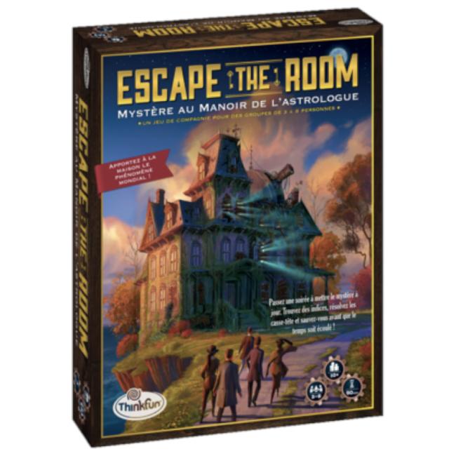 Ravensburger Escape the Room - Mystère au manoir de l'Astrologue [français]