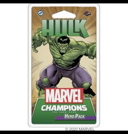 Fantasy Flight Games Marvel Champions - The Card Game (LCG) : Hulk - Hero Pack [anglais]