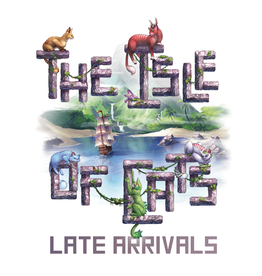 City of Games Isle of Cats (the) : Late Arrivals [anglais]
