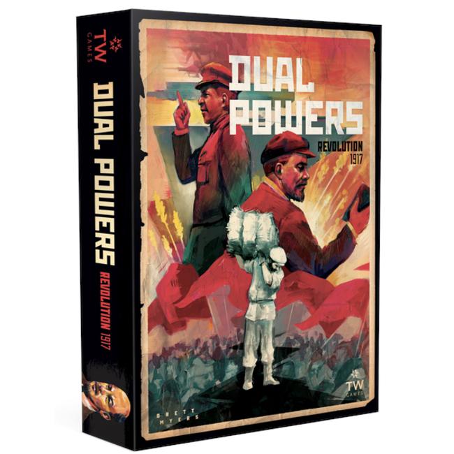 Thunderworks Games Dual Powers - Revolution 1917 [English]
