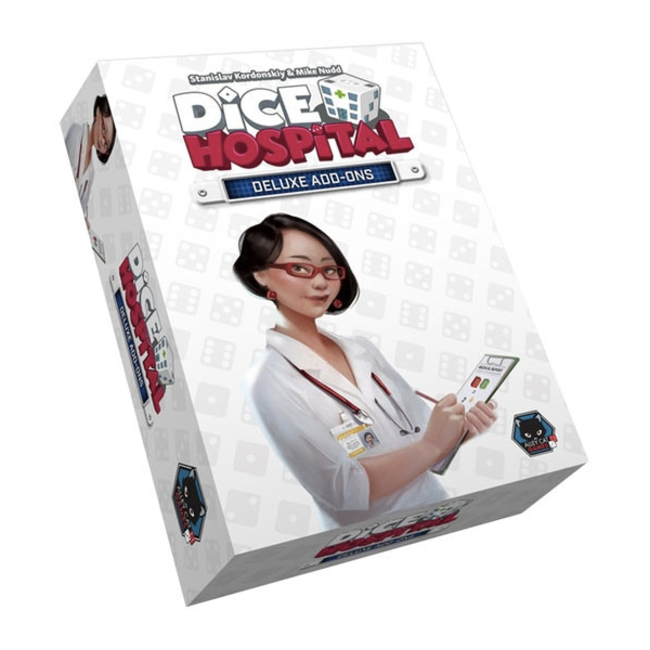 Alley Cat Games Dice Hospital : Deluxe Add-Ons [English]