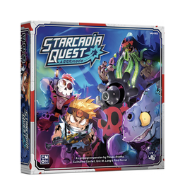 CMON Starcadia Quest : ARRRmada [anglais]
