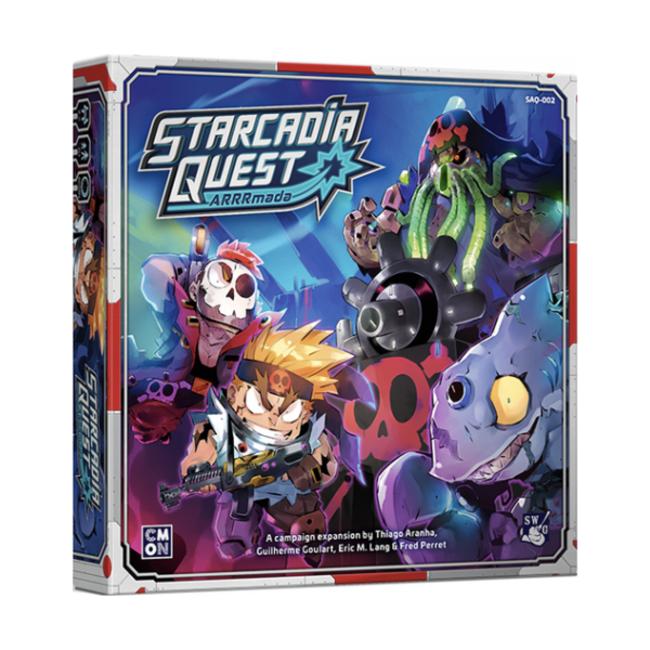 CMON Starcadia Quest : ARRRmada [English]