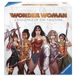 Ravensburger Wonder Woman - Challenge of the Amazons [English]