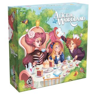 Drawlab Entertainment Alice in Wordland [anglais]