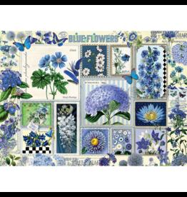 Cobble Hill Blue Flowers (1000 pièces)