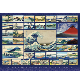 Cobble Hill Hokusai (1000 pièces)