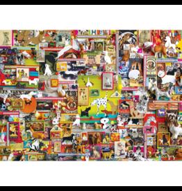 Cobble Hill Dogtown (1000 pièces)