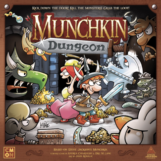 CMON Munchkin - Dungeon [English]