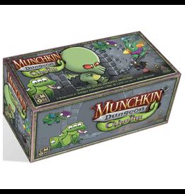 CMON Munchkin - Dungeon : Chtulhu [anglais]