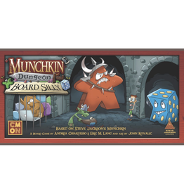 CMON Munchkin - Dungeon : Board Silly [anglais]