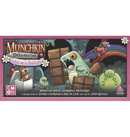 CMON Munchkin - Dungeon : Cute as a Button [anglais]