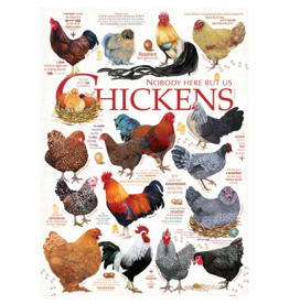 Cobble Hill Chicken Quotes (1000 pièces)