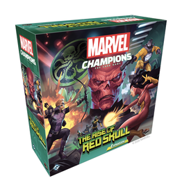 Fantasy Flight Games Marvel Champions - The Card Game (LCG) : The Rise of Red Skull [anglais]