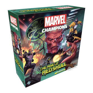 Fantasy Flight Games Marvel Champions (LCG) : The Rise of Red Skull [English]