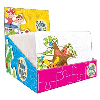 Cobble Hill Create Your Own Puzzle - 5 x 7 Carte Postale
