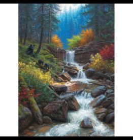 Cobble Hill Mountain Cascade (1000 pièces)