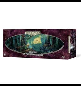 Fantasy Flight Games Horreur à Arkham (JCE) : Renouveau - La Civilisation Oubliée [français]