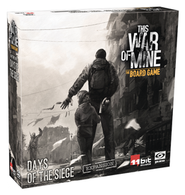 Ares Games This War of Mine - The Board Game : Days of the Siege [anglais]