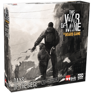 Ares Games This War of Mine - The Board Game : Days of the Siege [English]
