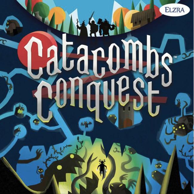 Elzera Catacombs Conquest [English]