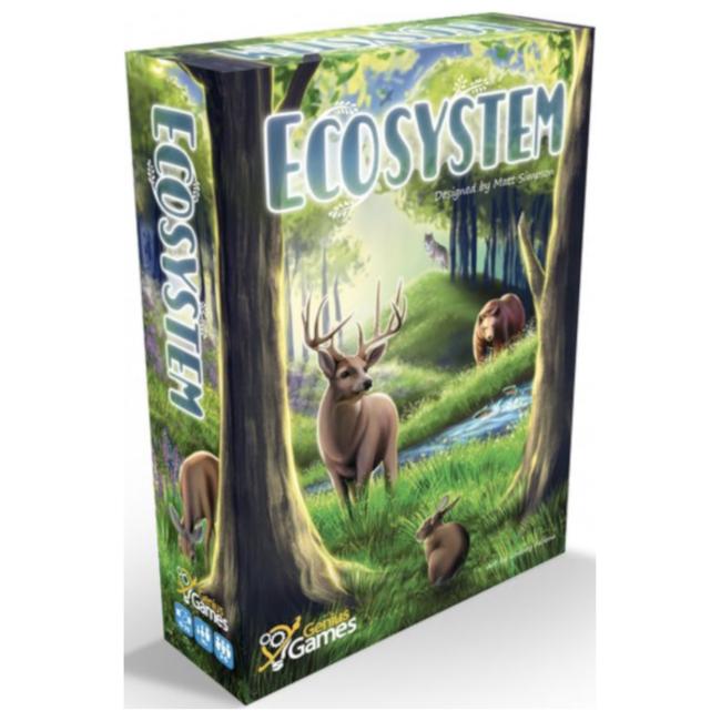 Genius Games Ecosystem [English]