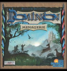 Rio Grande Games Dominion : Menagerie [anglais]
