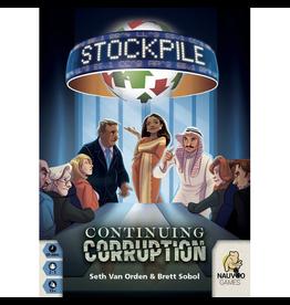 Nauvoo Games Stockpile : Continuing Corruption [anglais]