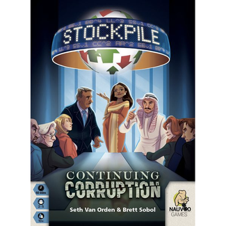 Nauvoo Games Stockpile : Continuing Corruption [English]