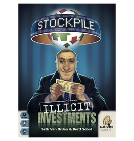 Nauvoo Games Stockpile : Illicit Investments [anglais]