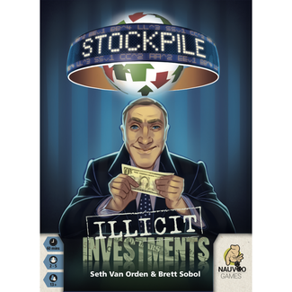 Nauvoo Games Stockpile : Illicit Investments [English]