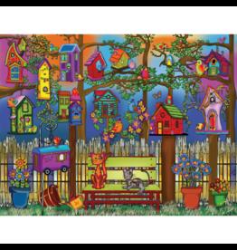 JaCaRou Puzzles La douceur du foyer (2000 pièces)