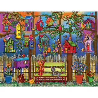 JaCaRou Puzzles La douceur du foyer (2000 pieces)