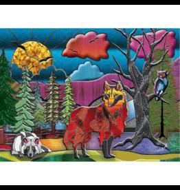 JaCaRou Puzzles Loups (1000 pièces)