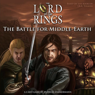 Ultra Pro Bord Games Lord of the Rings (the) - The Battle for Middle-Earth [English]