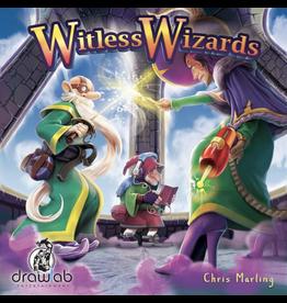 Drawlab Entertainment Witless Wizards [anglais]